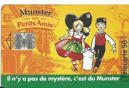 Telecarte Publicite  Munster - Advertising