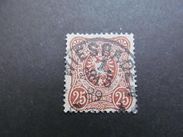 DR Nr. 43c, 1880, Gestempelt, BPP Geprüft, BS - Used Stamps