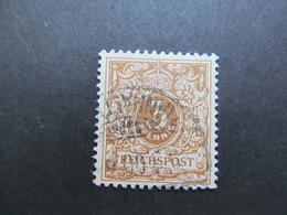 DR Nr. 45c, 1889, Gestempelt, BPP Geprüft, BS - Oblitérés