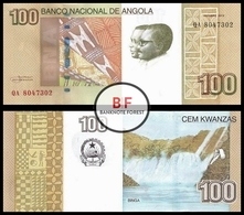 Angola | 100 Kwanzas | 2012 | P.153a | UNC - Angola