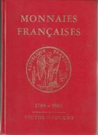 Catalogue   Gadoury : Monnaies  Francaises  1789/1983 - Books & Software