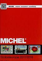 Michel 2017-2018 DVD Sudosteuropa 1265 Pages Bulgaria Greece Romania Turkey Cyprus+16 Rundschau 2018=1,07GB=1590 Pages - Software