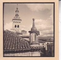 SEGOVIE 1935 Photo Amateur Format Environ 3,5 Cm X 3,5 Cm - Lugares