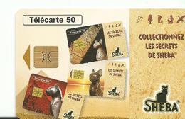 Telecarte Publicite  Sheba - Advertising