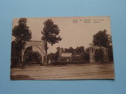 Volkspark - Parc De Peuple ( 20 - P.J. Flion ) Anno 1930 ( Zie Foto ) ! - Kortrijk
