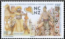 "Nle-Caledonie YT 1017 "" Danseur "" 2007 Neuf** - New Caledonia"