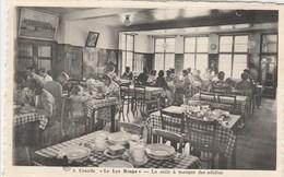 """Coxyde , Koksijde:"""" Le Lys Rouge """"La Salle à Manger Des Adultes ; (vacances Femmes Socialistes Prévoyante Du Borinage - Koksijde"""