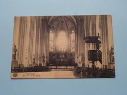 Binnenzicht Der Kerk THOUROUT ( S.Y.L. Lichtervelde ) Anno 19?? ( Zie Foto ) ! - Torhout