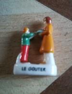 LE GOUTER - FEVE BRILLANTE - Charms