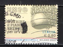 ITALIA - 2015 - EXPO - MILANO 2015 - USATO - 1946-.. République