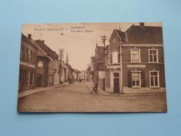 BERCHEM ( Audenaerde ) STATIESTRAAT - Rue De La STATION ( Wante ) Anno 1931 ( Zie Foto ) ! - Oudenaarde