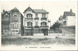 44 CPA PORNICHET Villa La Pornichette Avenue De Mazy - Pornichet