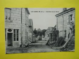 Les Ulmes ,carrefour De La Borne - Autres Communes