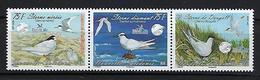 "Nle-Caledonie YT 1066 à 1068 Bande "" Oiseaux Menacés "" 2009 Neuf** - New Caledonia"