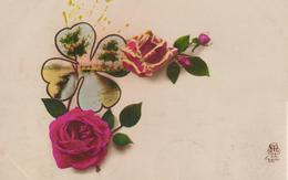 15-Fiori-Fleurs-Flowers-Blumen-Flor-v.1928 Da Mistretta-Messina A Catania - Flowers