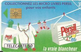 Telecarte Publicite  Persil - Advertising