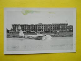 Hydravion Devant L'Hotel Louxor ,Egypte,Luxor - 1946-....: Moderne