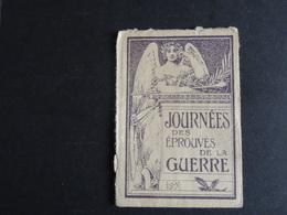 """Fragment D'enveloppe """"Journée Des éprouvés De La Guerre"""" - Voir Scan - Altri"""