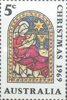 USED STAMPS Australia - Christmas-1969 - 1966-79 Elizabeth II