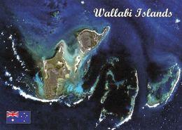 1 AK Australien * Die Wallabi Islands - Eine Inselgruppe Im Indischen Ozean - Sie Gehören Zum Houtman-Abrolhos-Archipel - Sonstige
