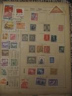 Ancient China Hongkong Siam Indochine Stamps Before 1960s, See Pics! - China