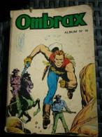 Ombrax Album N°16 (N°s 61 à 64)/ / Editions Lug, 1971 - Petit Format