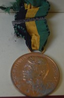 Rare Médaille Suisse Robert Kennedy Thurnen 1968 Diamètre 4 Cm - Altri Paesi