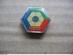 Pin's IBM Forum Des Industries En 91 - Computers