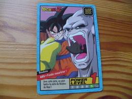Anime / Manga Trading Card: Dragon Ball Z. 605. - Dragonball Z