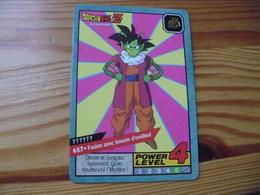 Anime / Manga Trading Card: Dragon Ball Z. 657. - Dragonball Z