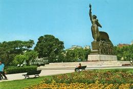CONSTANTA-MONUMENTUL VICTORIEI DE BORIS CARAGEA-NON VIAGGIATA -F.G - Romania