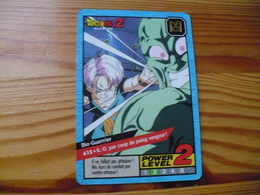 Anime / Manga Trading Card: Dragon Ball Z. 615. - Dragonball Z