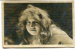CPA - Carte Postale - Fantaisie - Portrait D'une Jeune Femme - 1904 (B8978) - Femmes