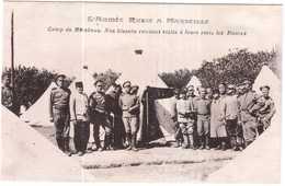CPA B-du-R.MARSEILLE.L'ARMEE RUSSE - Marsiglia