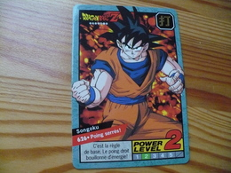 Anime / Manga Trading Card: Dragon Ball Z. 626. - Dragonball Z