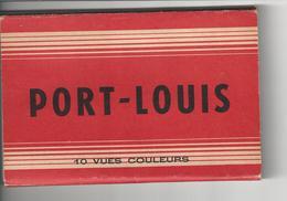 Port Louis 10 Vues Couleur Edition D Vachet Port Louis - Port Louis