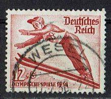 DR 1935 // Mi. 601 O - Deutschland
