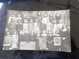 Huy Statte Carte - Photo   Ecole Des Soeurs De La Providence ,degré Moyen - Huy