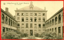 Mouscron: Collège Episcopal St. Joseph - Cour D'honneur - Mouscron - Moeskroen