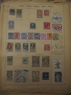 Ancient Belgium Stamps From Ancient Albums, See Pics! - Belgien