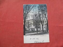Methodist Church  Sag Harbor  Glitter Added   New York > Long Island   Ref 3423 - Long Island