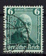 DR 1936 // Mi. 604 O - Deutschland