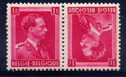 BELGIQUE - 528a** - LEOPOLD III - Ungebraucht