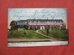 Nassau Country Club  Glen Cove  New York > Long Island   Ref 3423 - Long Island