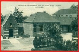 Gysegem (Gijzegem-Aalst): Pensionnat Et Ecole Normale Des Soeurs De St-Vincent De Paul - Ecole Ménagère - Aalst