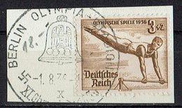 DR 1936 // Mi. 609 O - Gebraucht
