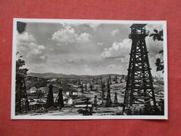 RPPC   Romania Oil Fields At Moreni      Ref 3424 - Roemenië