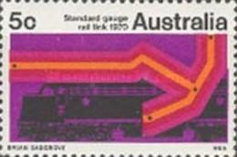 USED STAMPS Australia - Standard Gauge Rail Link Sydney-Perth  -1970 - 1966-79 Elizabeth II