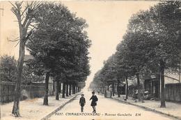 Charentonneau Avenue Gambetta - Maisons Alfort