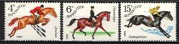 URSS - 1982 - Equestrian Sports - MNH - Ungebraucht